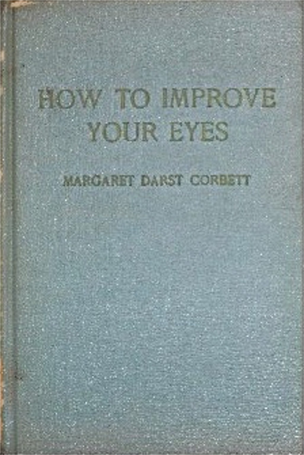 how to improve  your sight