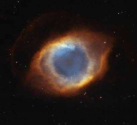 the eye of god photo from Hubble telescope